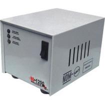 Regulador De Voltaje Gr 4 Contactos 1200 Va