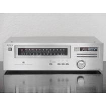 Radio Sintonizador Tuner Sony St-636 Vintage