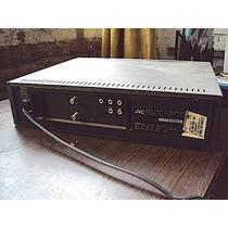Jvc Vcr R-dx22u Videocasetera Vhs Sin Control Remoto