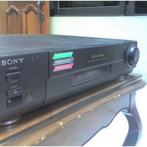 Videocassetera Sony Vhs Slv-x511