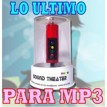 Gadget Para Ipad Ipod Mp3 Con Karaoke Sonido 3d Audífonos