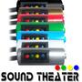 Decodificador Musical Gadget Audio Home Theater Karaoke Mp3