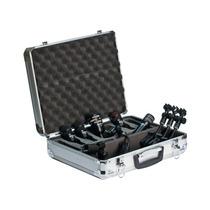 Audix Dp5a Kit De Micrófonos Para Batería Cinco Piezas