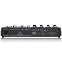 Behringer Xenyx 1202fx Premium 12-input 2bus Mixer Nuevo Maa
