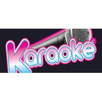 Karaoke 4500 Canciones En Memoria 32gb ¡entrega Inmediata!