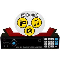 Equipo Karaoke Profesional Digital Original Colección