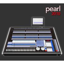 Pearl 2010 Console W/case, Cover Y Accesorios, Avolite