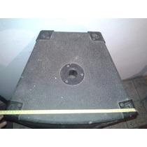 Bafle Potente Cerwing Vega Para Amplificador Potente Dj Bar