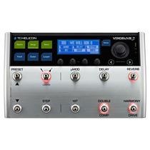 Tc Helicon Voicelive 3 Procesador De Voz E Instrumentoshttps