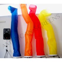 Sky Dancer Exelente Publicidad Inflable Dj Sonido Evento Fly