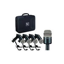 Microfonos Para Bateria Kit Electro Voice Pl-dk5