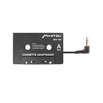 Cassette Adaptador 3.5mm Estereo Mcd1001 Autoestereos Mp3 S2