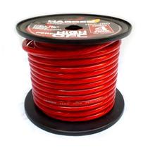 Rollo De Cable Calibre 4 Para Instalaciones, Uso Rudo. 30m