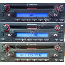 Vw Radio Cd Jetta Golf Gti Gli Passat Code Codigo Seguridad