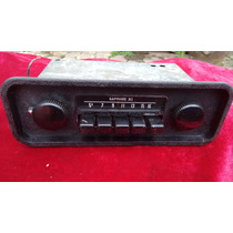 Vw Sedan Radio Sapphire 72-90s