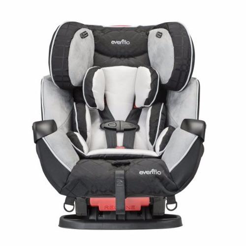 auto asiento car seat booster evenflo symphony lx create 4 en mercadolibre. Black Bedroom Furniture Sets. Home Design Ideas