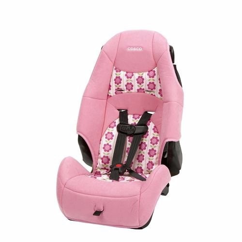 Auto asiento infantil cosco high back booster abby lane for Asiento infantil para auto
