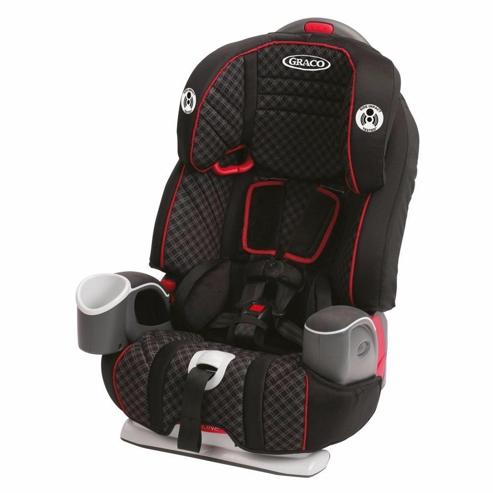 Auto asiento silla bebe graco nautilus 3 in 1 car seat for Asiento para bebe auto
