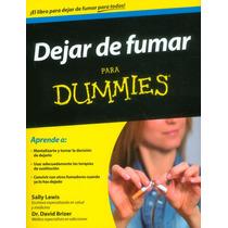 Dejar De Fumar Para Dummies - Sally Lewis Libro Digital