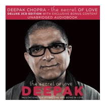 Secret Of Love: Meditations For Attracting, Deepak Chopra