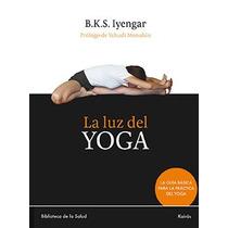 Libro Luz Del Yoga Reiki Terapia Energetica Sanacion