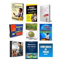 Pack Hablar En Publico: Libros Pdf Y Audios Mp3