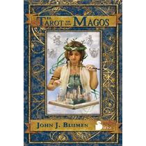 Libro Tarot De Los Magos-hadas -angeles Duendes-gnomos Magia