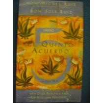 Te Vendo Este Libro El Quinto Acuerdo !!!