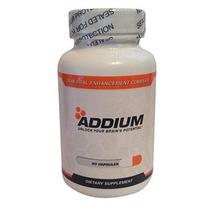 Addium - Píldora Sin Límites - El Reforzador Del Cerebro Más