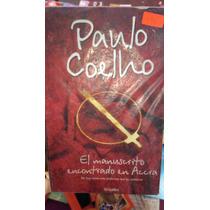 Paulo Coelho El Manuscrito Encontrado En Accra
