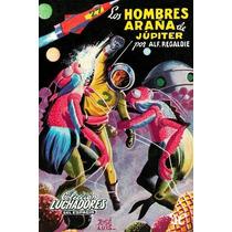 Los Hombres Araña De Júpiter Alf. Regaldie Libro Digital