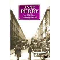 La Médium De Southampton Row Anne Perry Libro Digital