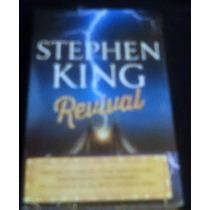 Revival, El Esperado Nuevo Libro De Stephen King