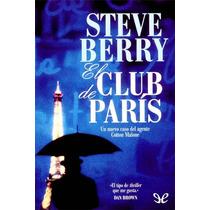 El Club De París Steve Berry Libro Digital