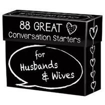 Cómo Iniciar La Conversación Para Los Maridos Y Esposas