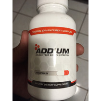 Addium Limitless 60 Capsulas