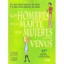 Los Hombres Son De Marte, Las Mujeres Son De Venus - Océano
