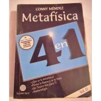 Metafisica 4 En 1: Volumen 2 Conny Mendez