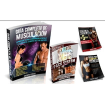 La Guía Completa De Musculación Cuerpos Fitness