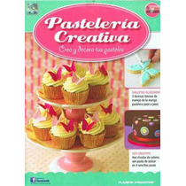 Coleccion Pasteleria Creativa 24 Libros De Reposteria Cocina