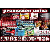 Super Pack De Seduccion Vip 2016 El Mas Completo Promoción