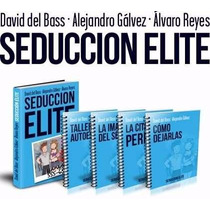 Seduccion Elite + Seccretos De Un Seductor + 4 Ebooks 2x1