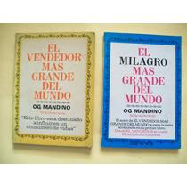 El Vendedor Y El Milagro Mas Grande Del Mundo-og Mandino