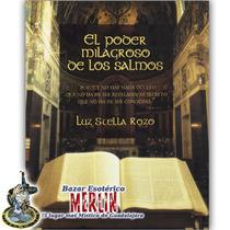 Libro El Poder Milagroso De Los Salmos - Luz Stella Rozo
