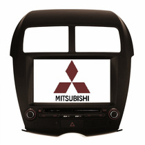 Auto Dvd Mitsubishi Gps Lancer Outlander Asx L200 Touch Tv