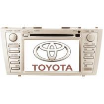 Auto Dvd Toyota Gps Camry Corolla Yaris Matrix Touch Mapas