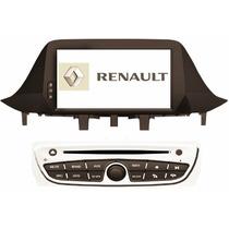 Auto Dvd Renault Gps Megane Koleos Duster Fluence Bluetooth