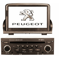 Auto Dvd Peugeot Gps 206 207 307 308 Touchscreen Tv Mapas