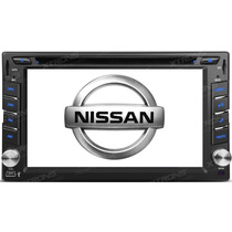 Nissan Autoestereo Full Hd 1080p Dvd Gps Radio Touch Usb Sd