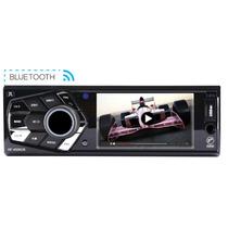 Autoestereo Con Pantalla De 4 Dvd Bluetooth Usb Sd Cd Mp3